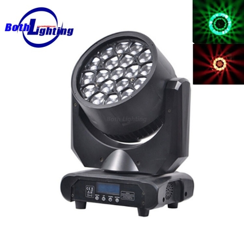 B Eyes 19 * 12w 4in1 Led Beam Moving Head stage Light