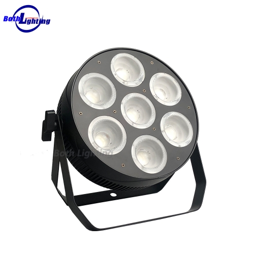 7*10 Вт RGB 3в1 COB LED Par Light